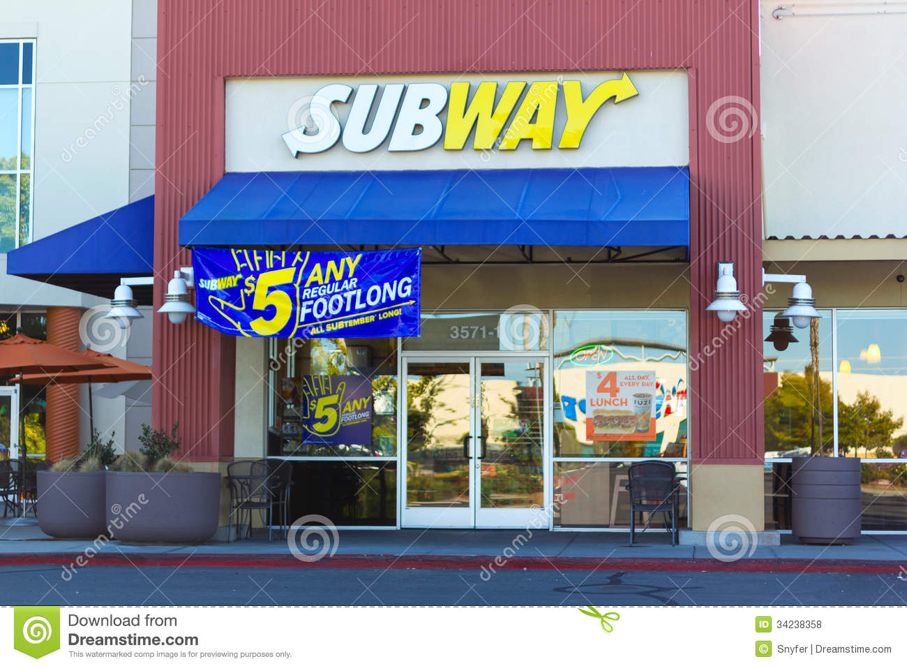 Fast Food Restaurant Franchise