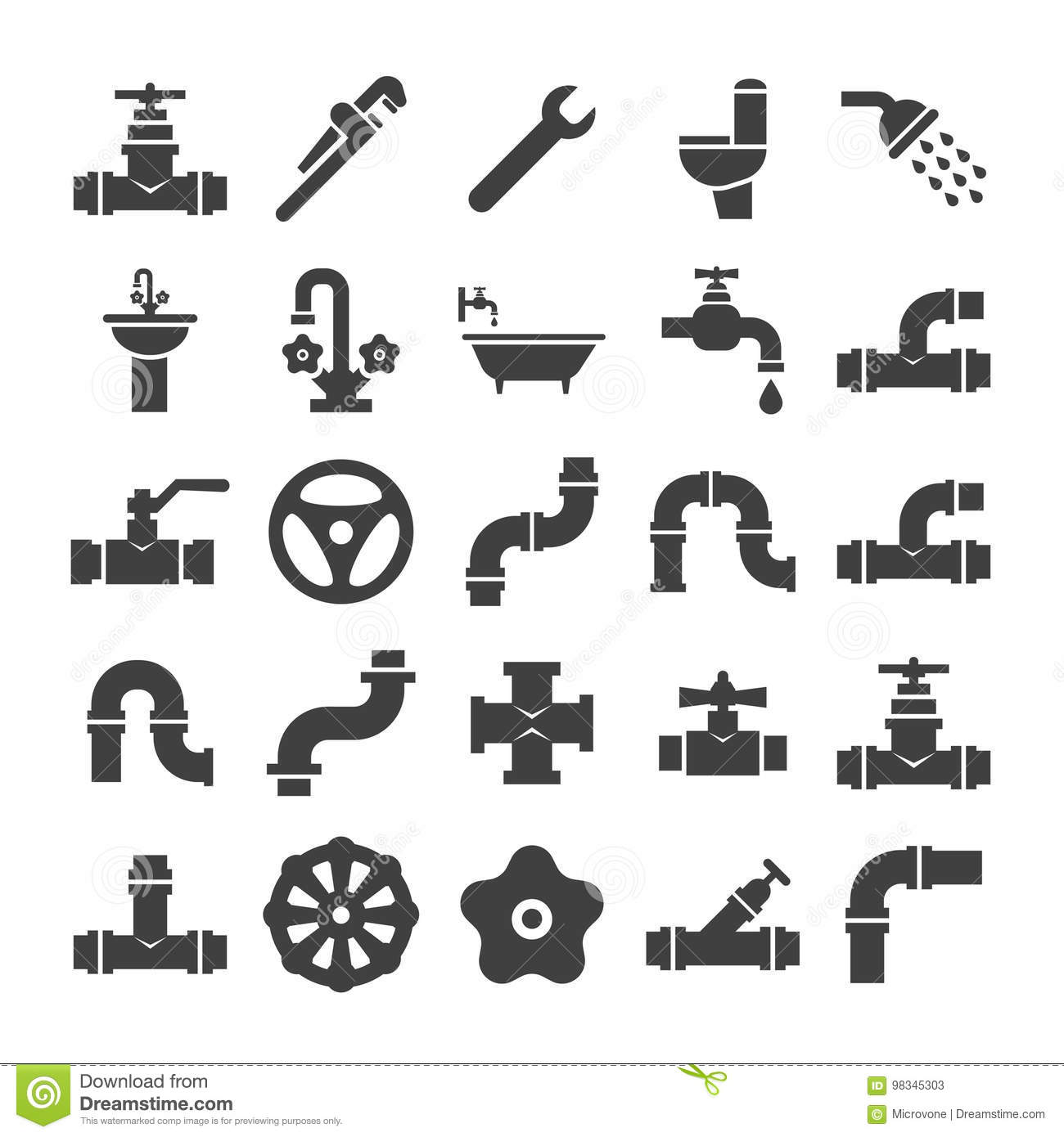 Plumbing Cartoons Illustrations Amp Vector Stock Images