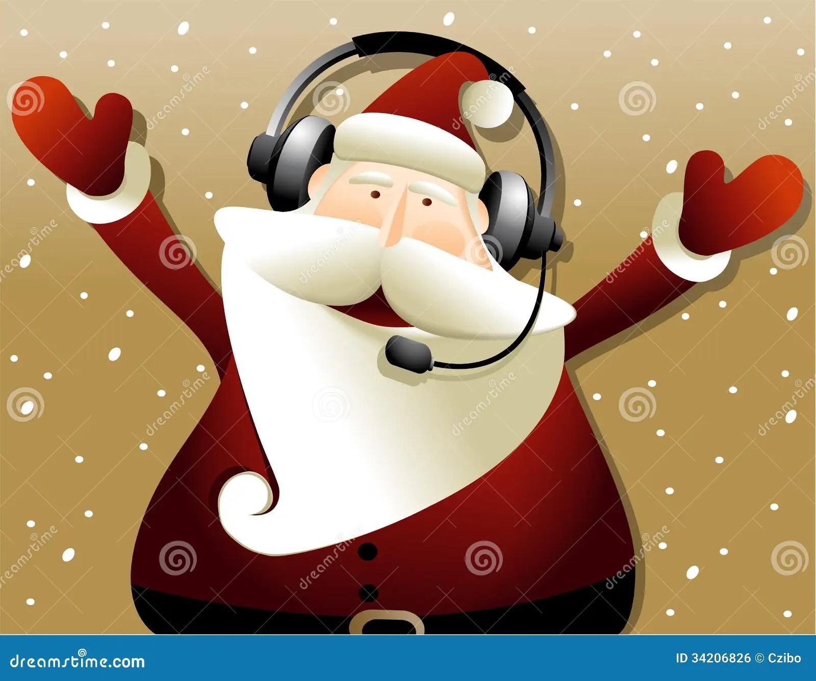 Santa Claus Royalty Free Stock Image Image 34206826