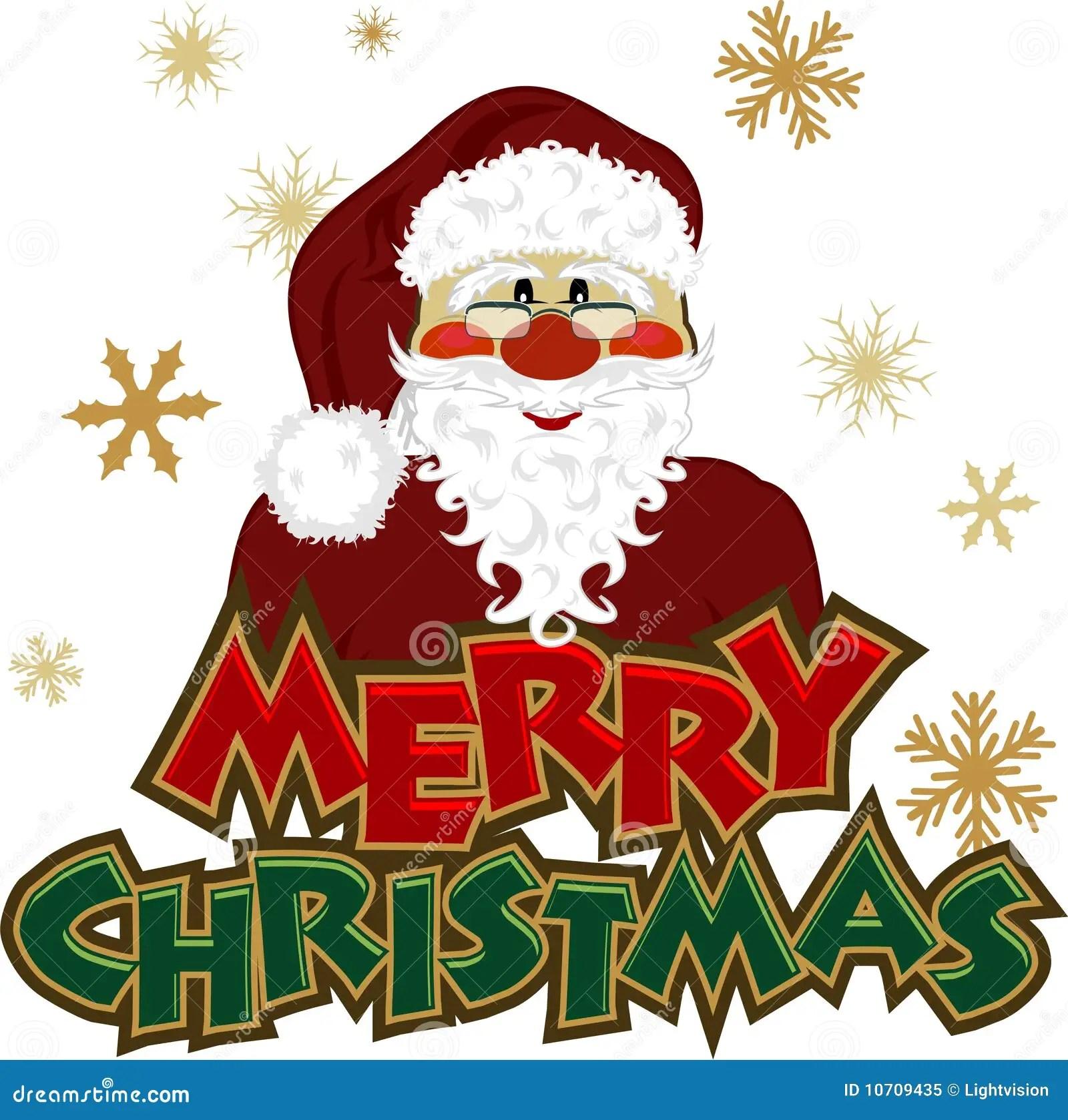Santa Icon Royalty Free Stock Photo Image 10709435