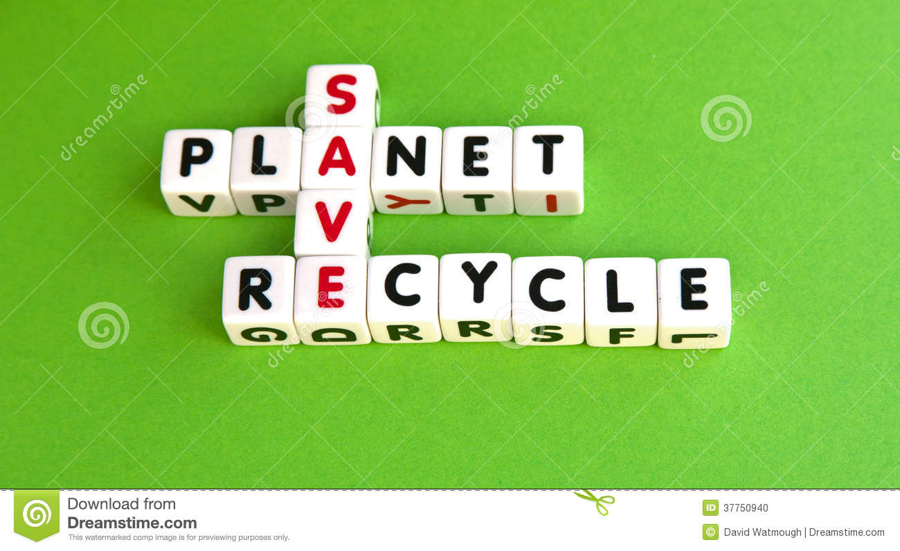 Save The Planet Stock Photo Image Of Materials Global