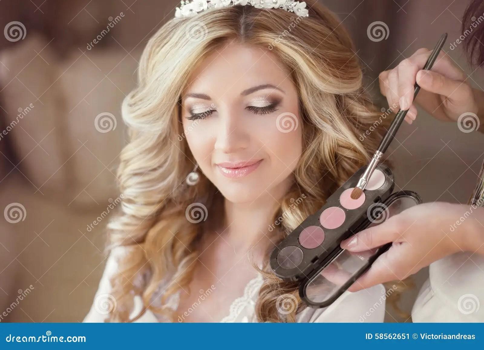 Wunderschone Hochzeit Make Up Frisur Ideen Fur Jede Braut Make