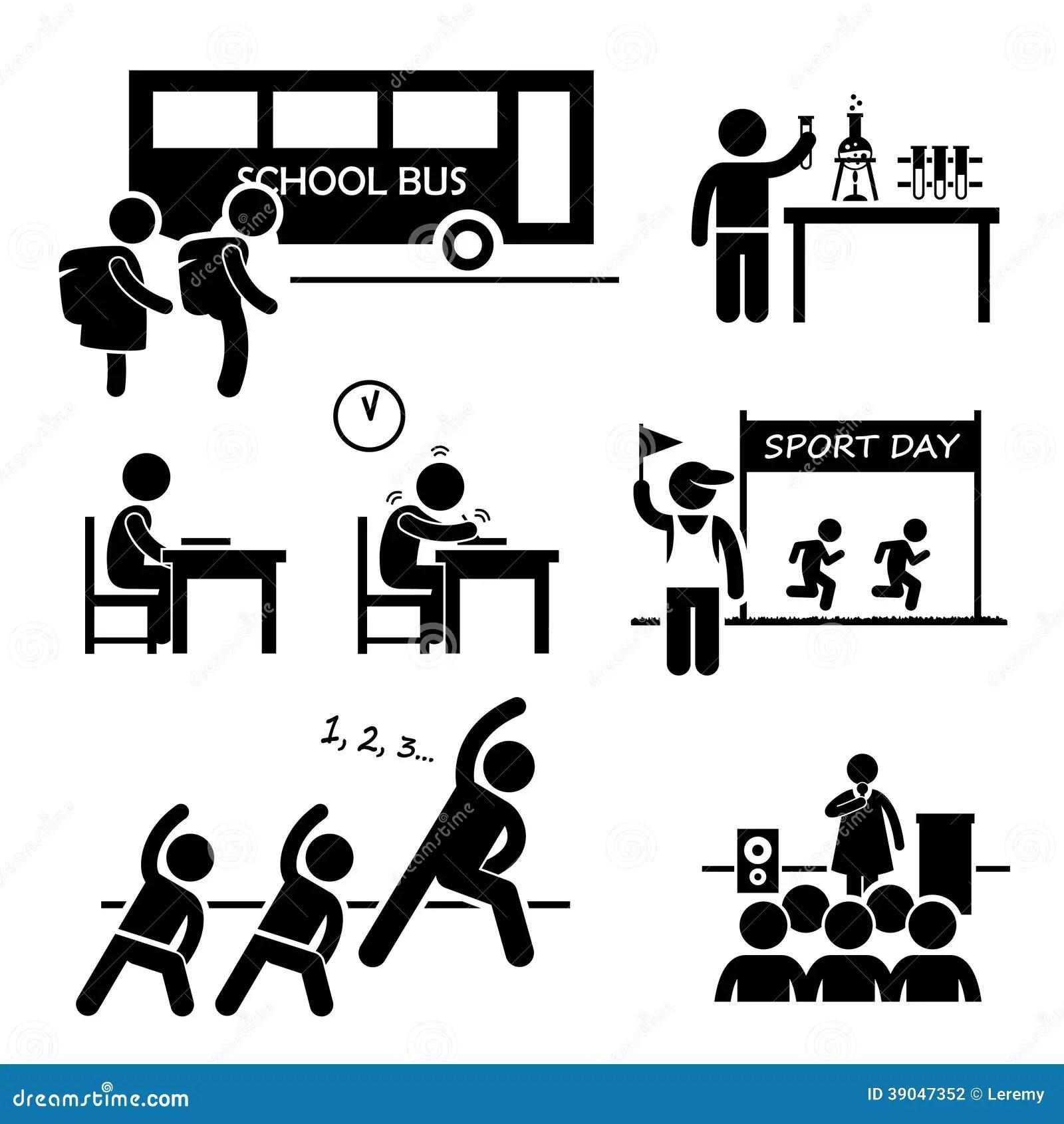 Clipart Classroom