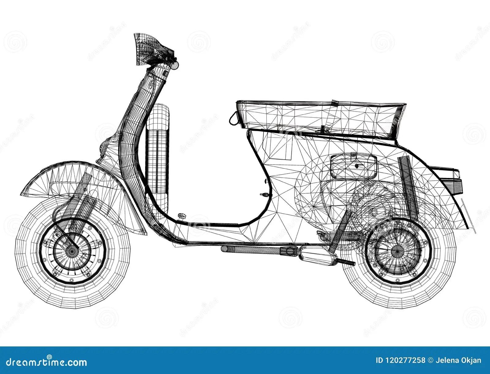 Scooter Architect Blueprint
