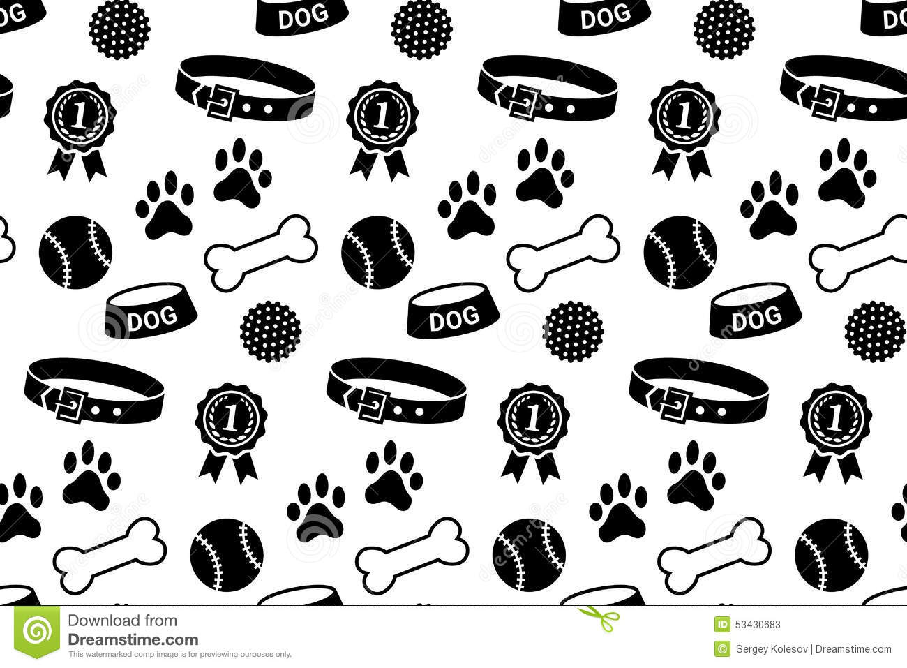 Dog Safety Harness Pattern