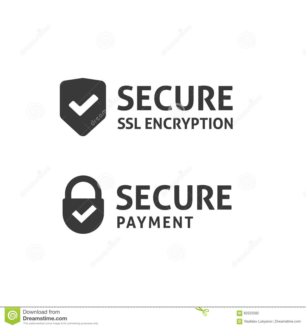 Secure Shield Royalty Free Stock Photography