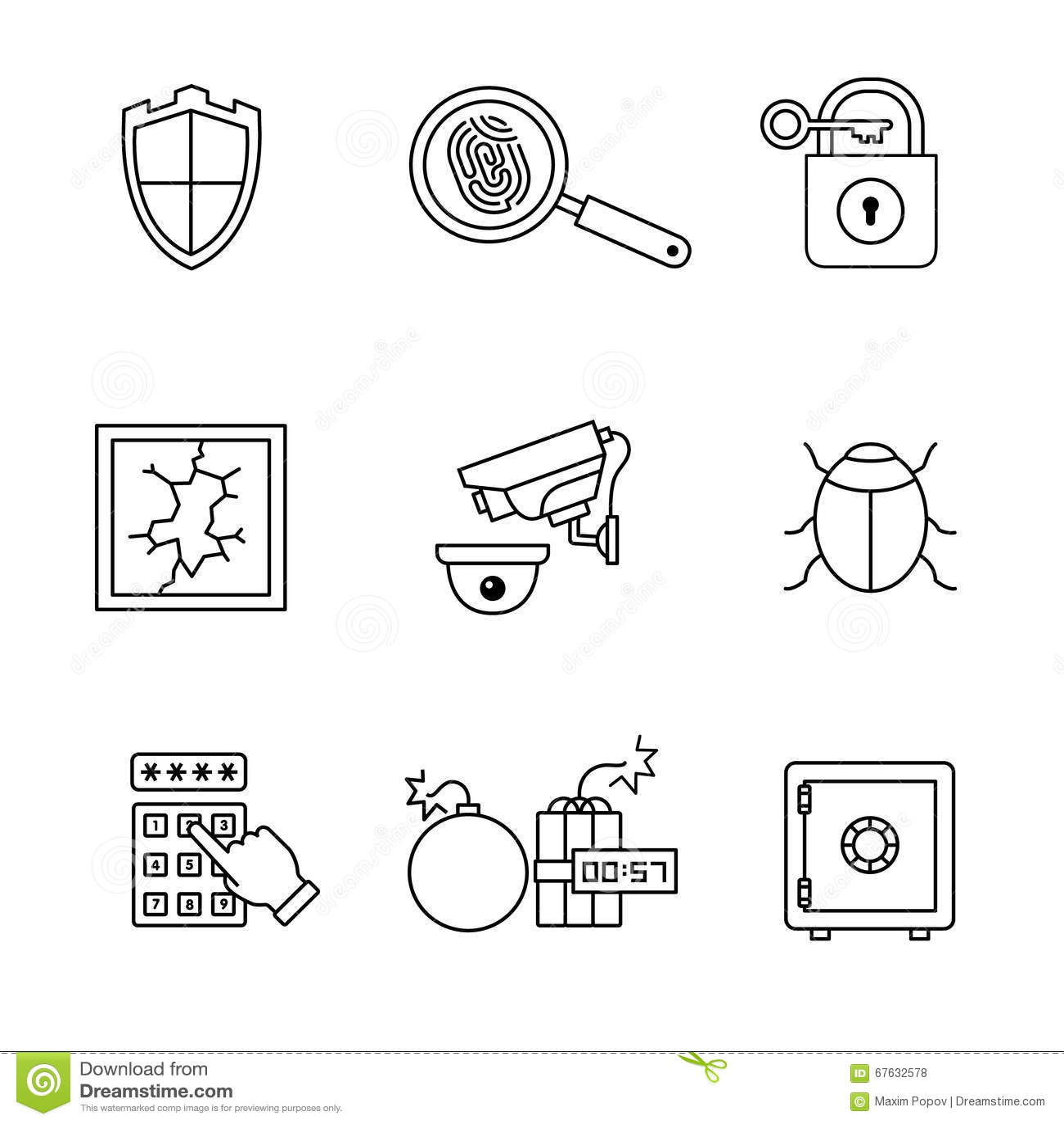 Line Symbols