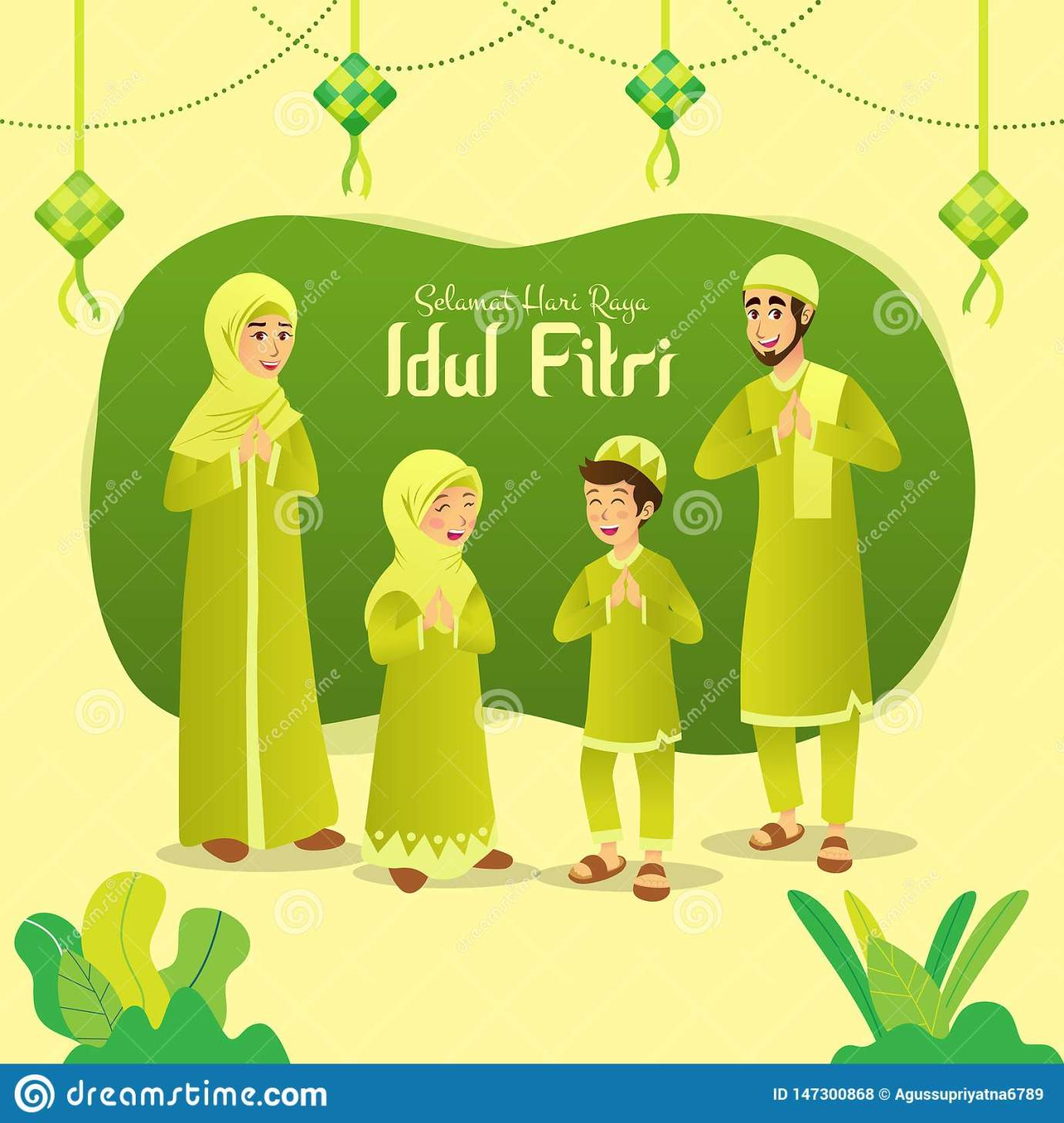 Selamat Hari Raya Idul Fitri Is Another Language Of Happy Eid