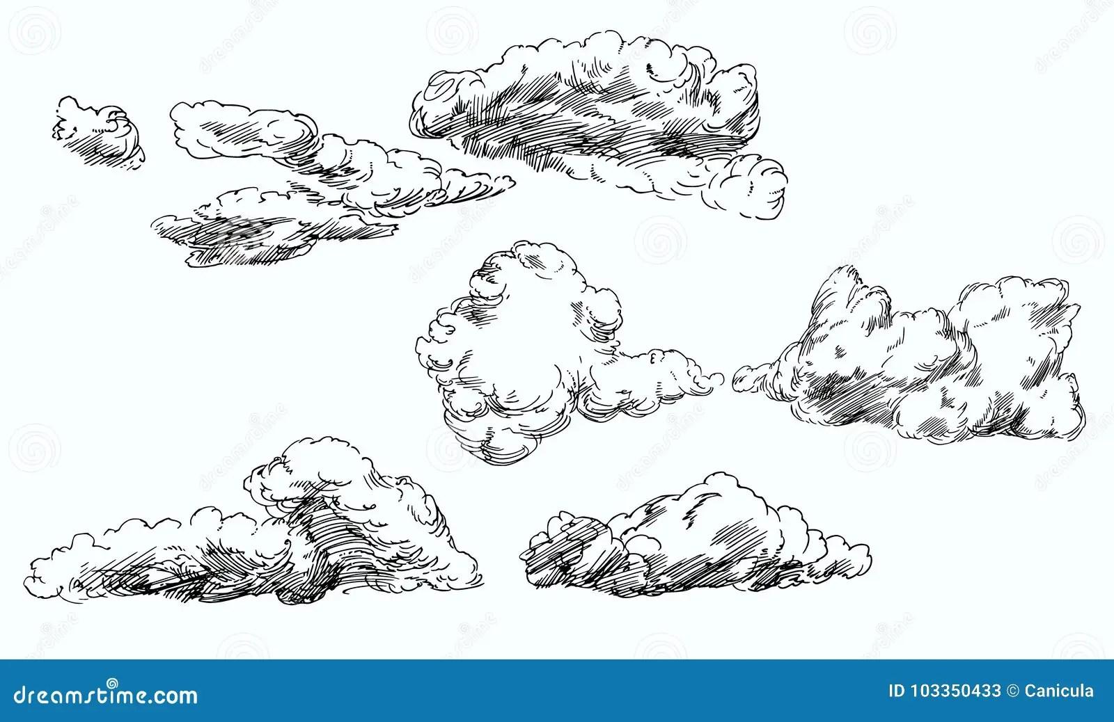 diagram of a tornado cloud formation