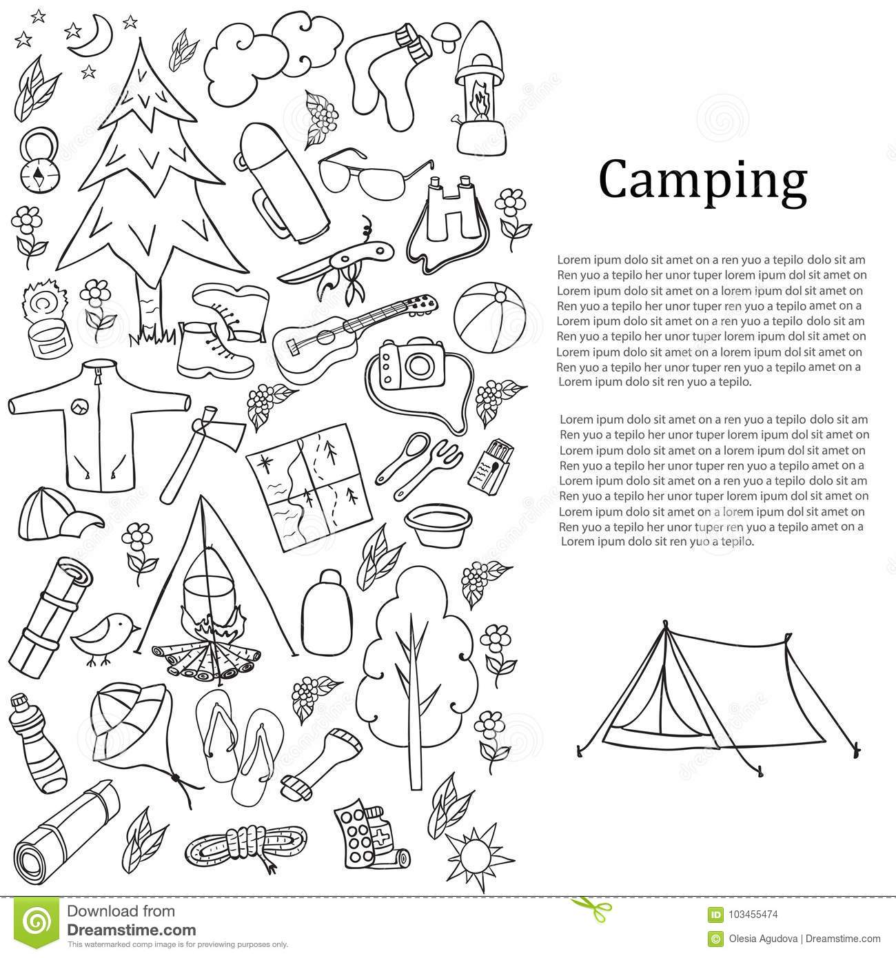 Equipement Camping