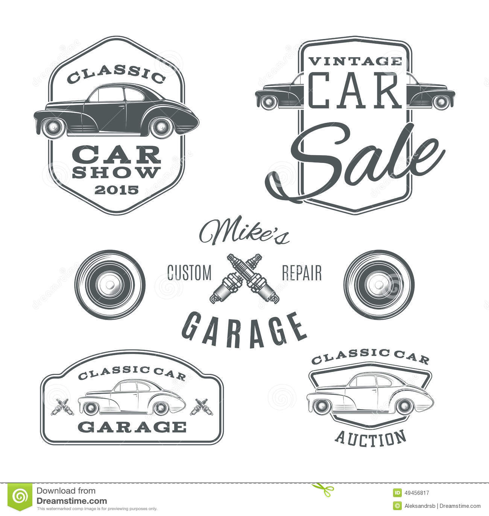 Images About Vintage Car Vector