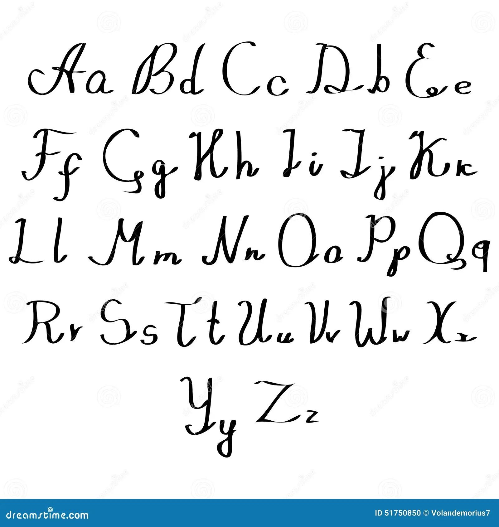 Font English Alphabets O