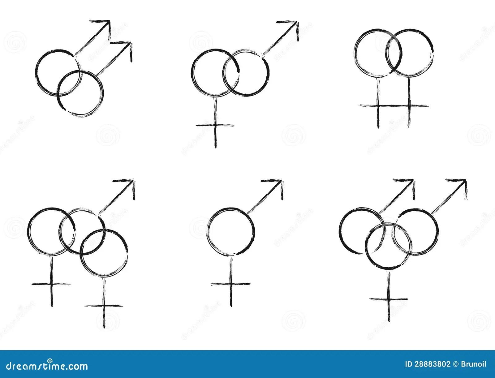 Ual Identity Symbols Stock Photo Image Of Symbolic