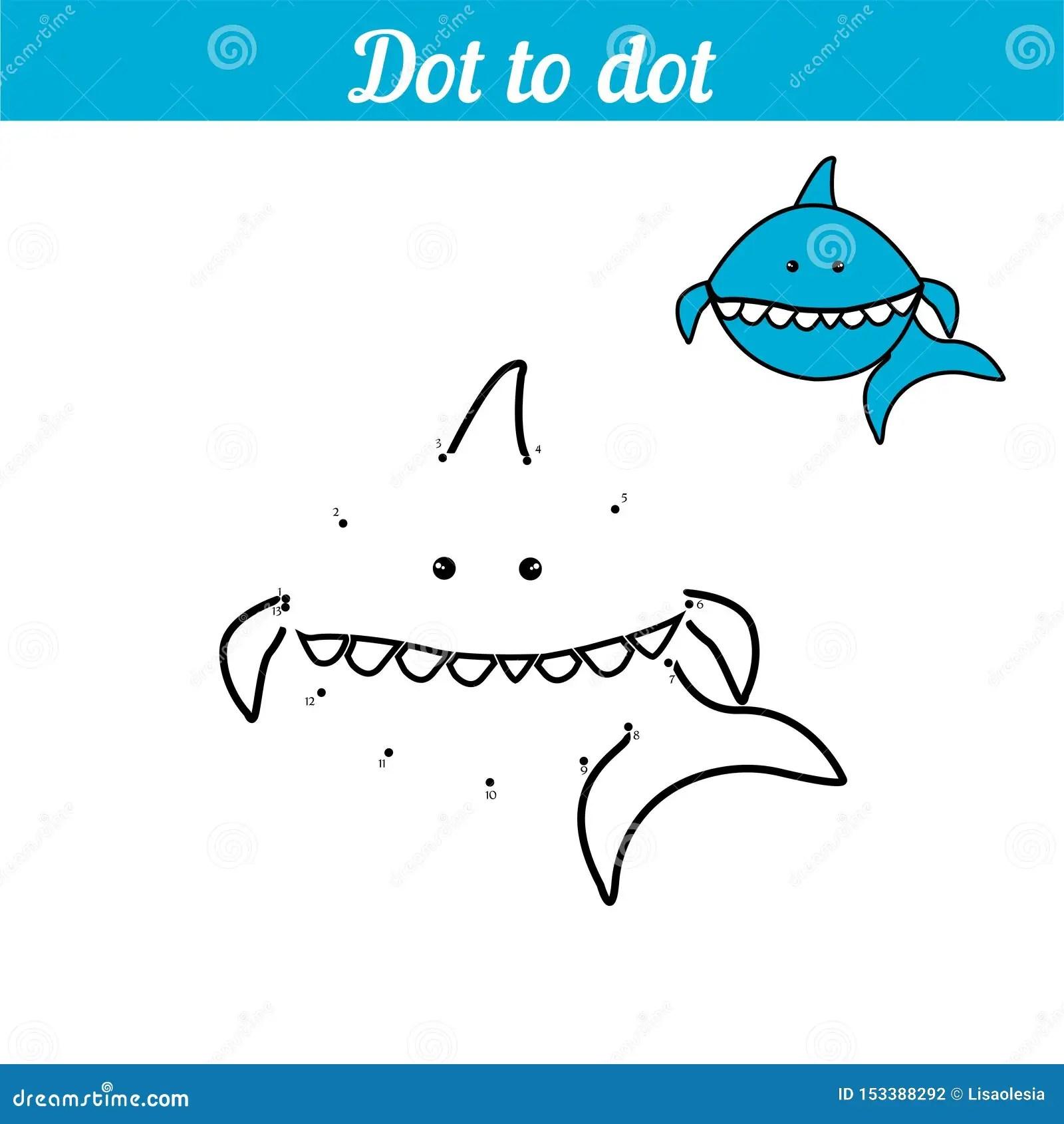 Shark Coloring