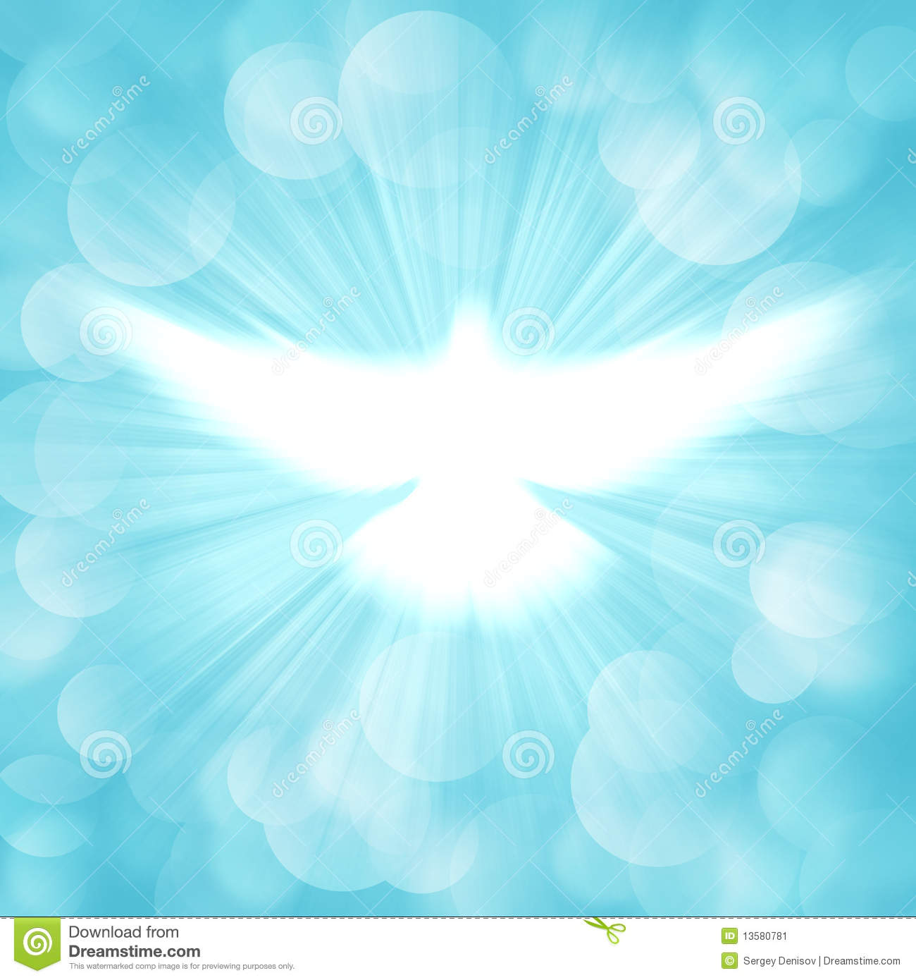 Religious Graceful Background