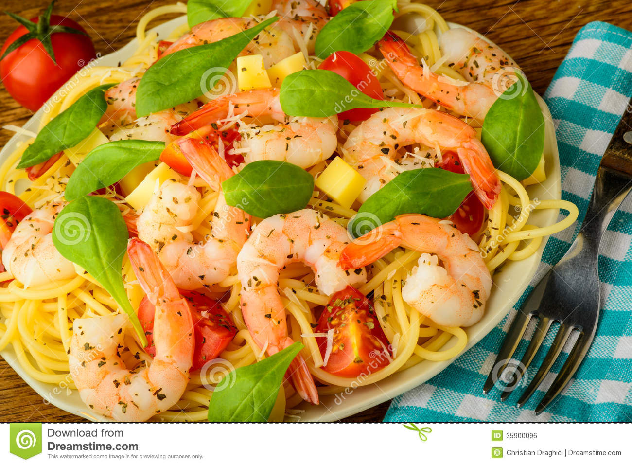 Shrimps Stock Photo 26496852