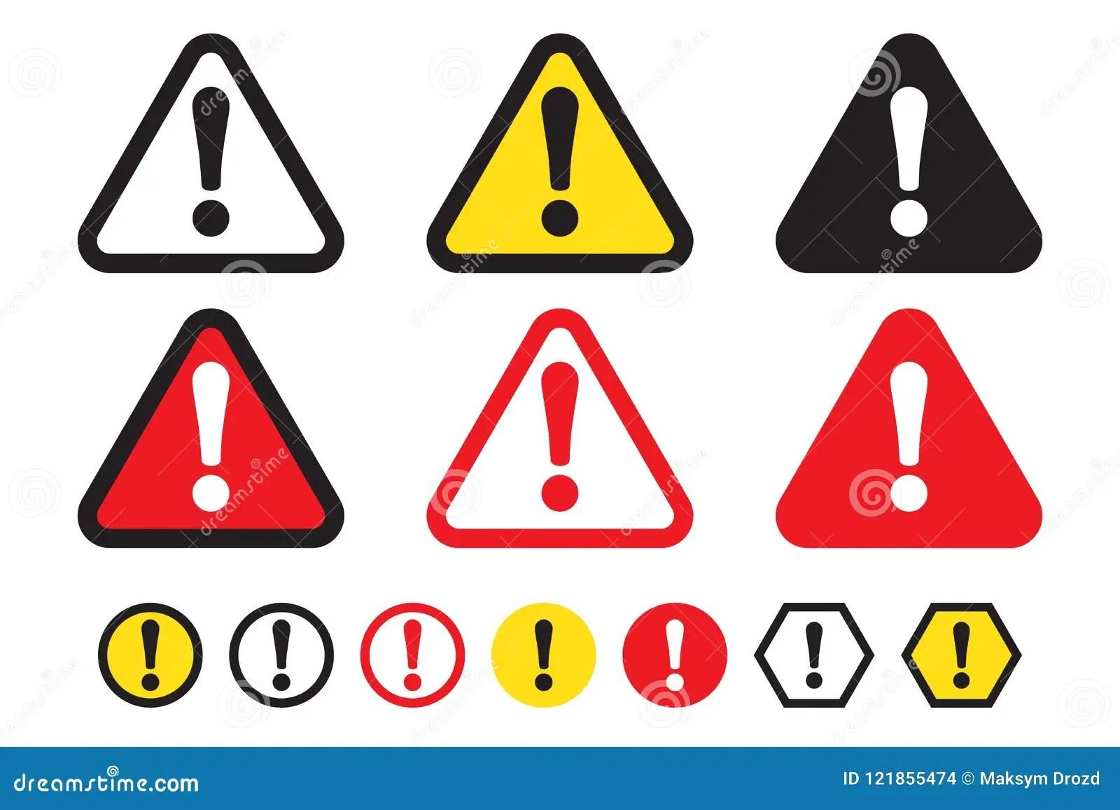 danger panneau d avertissement signe
