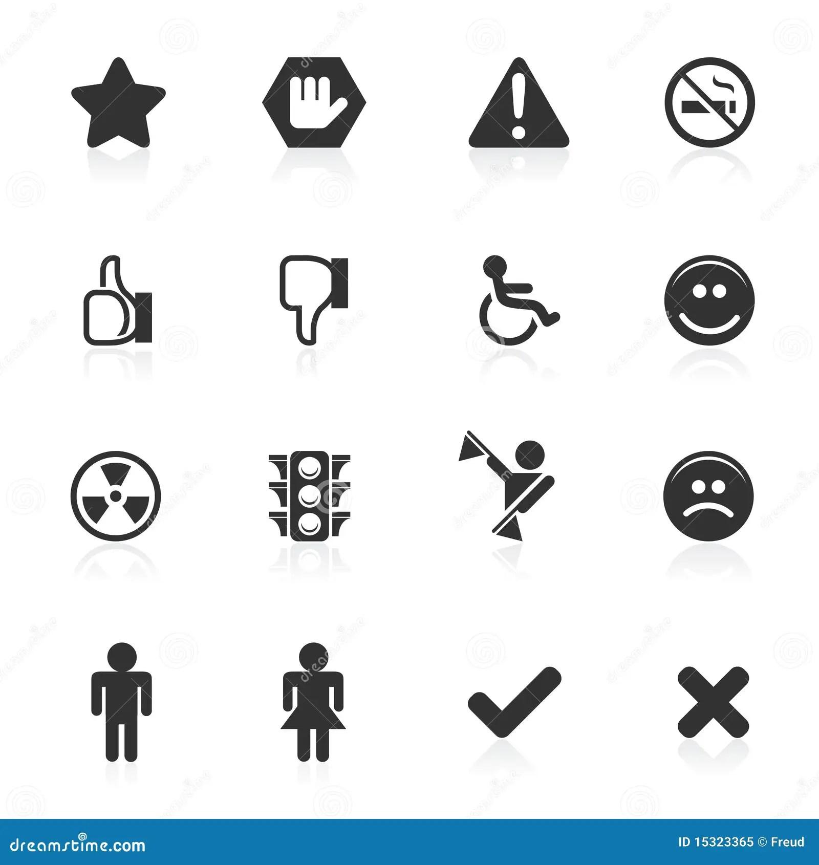 Signs Amp Symbols Icons