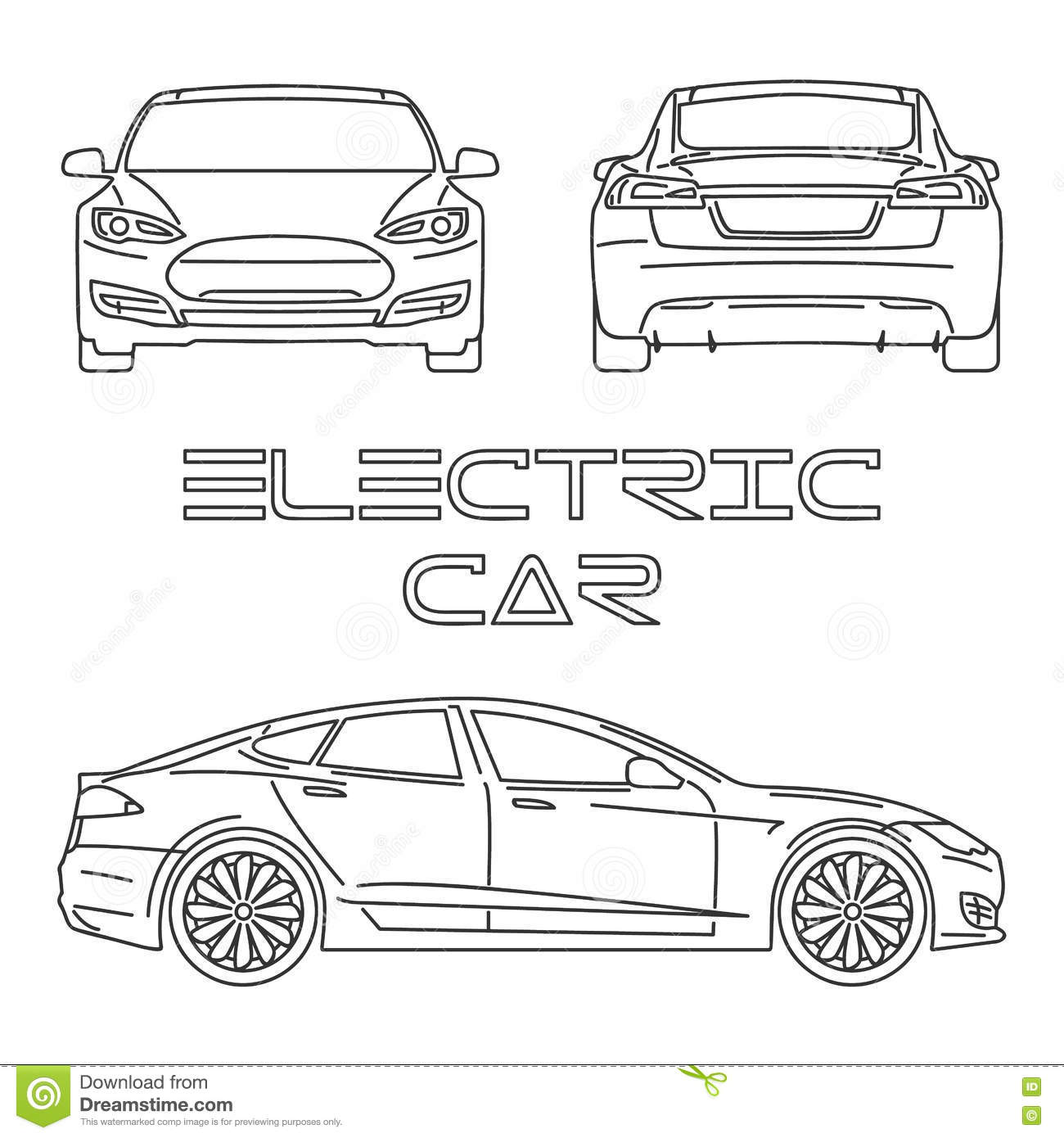 Tesla Cartoons Illustrations Amp Vector Stock Images