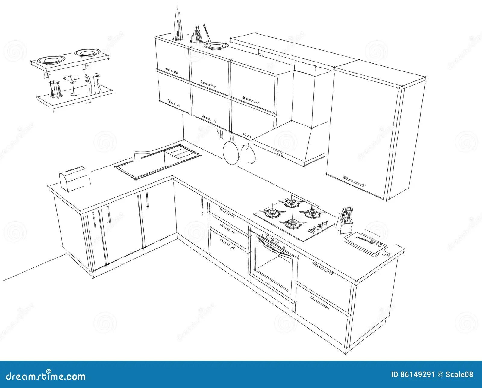Wiring Kitchen Schematic