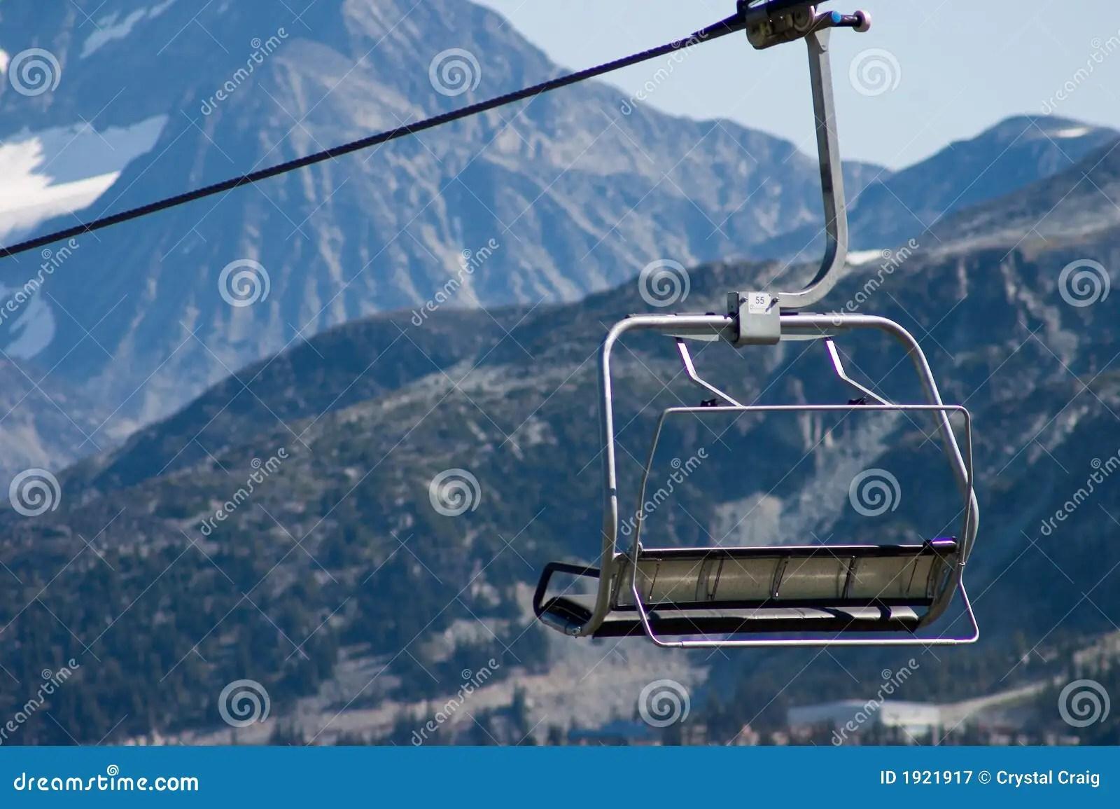 Chair 6 Crystal Mountain