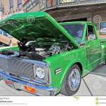 Slammed Chevrolet Stepside Editorial Photo Image Of Vintage 49192486