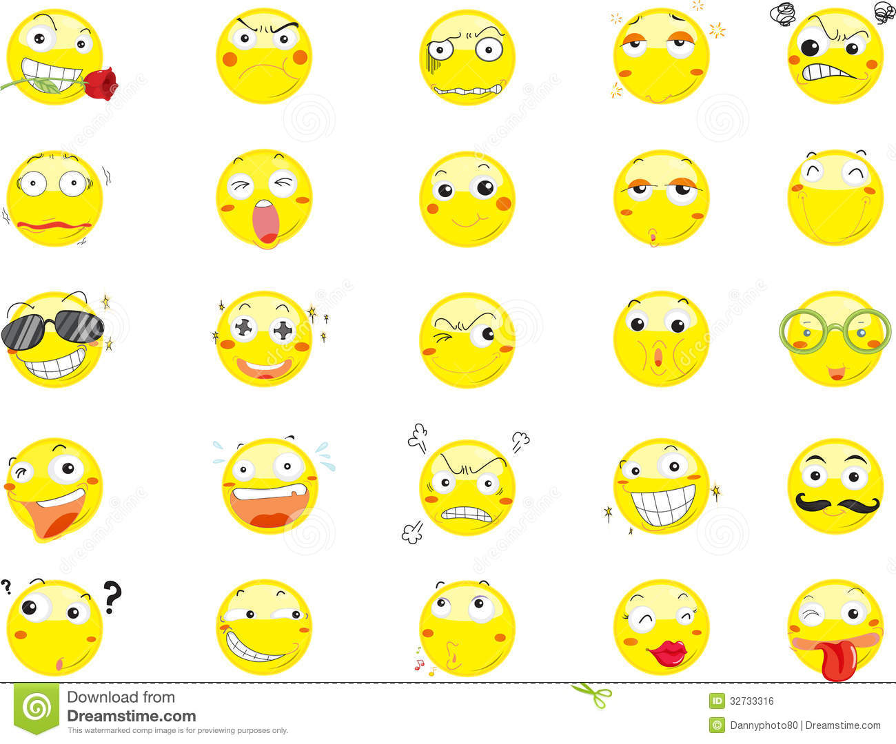 Laughing Smiley Face Images