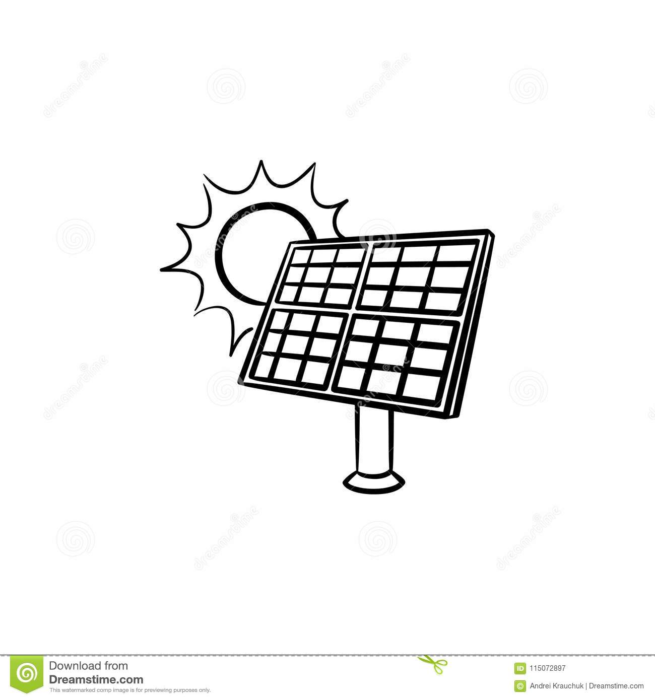 solar electric power
