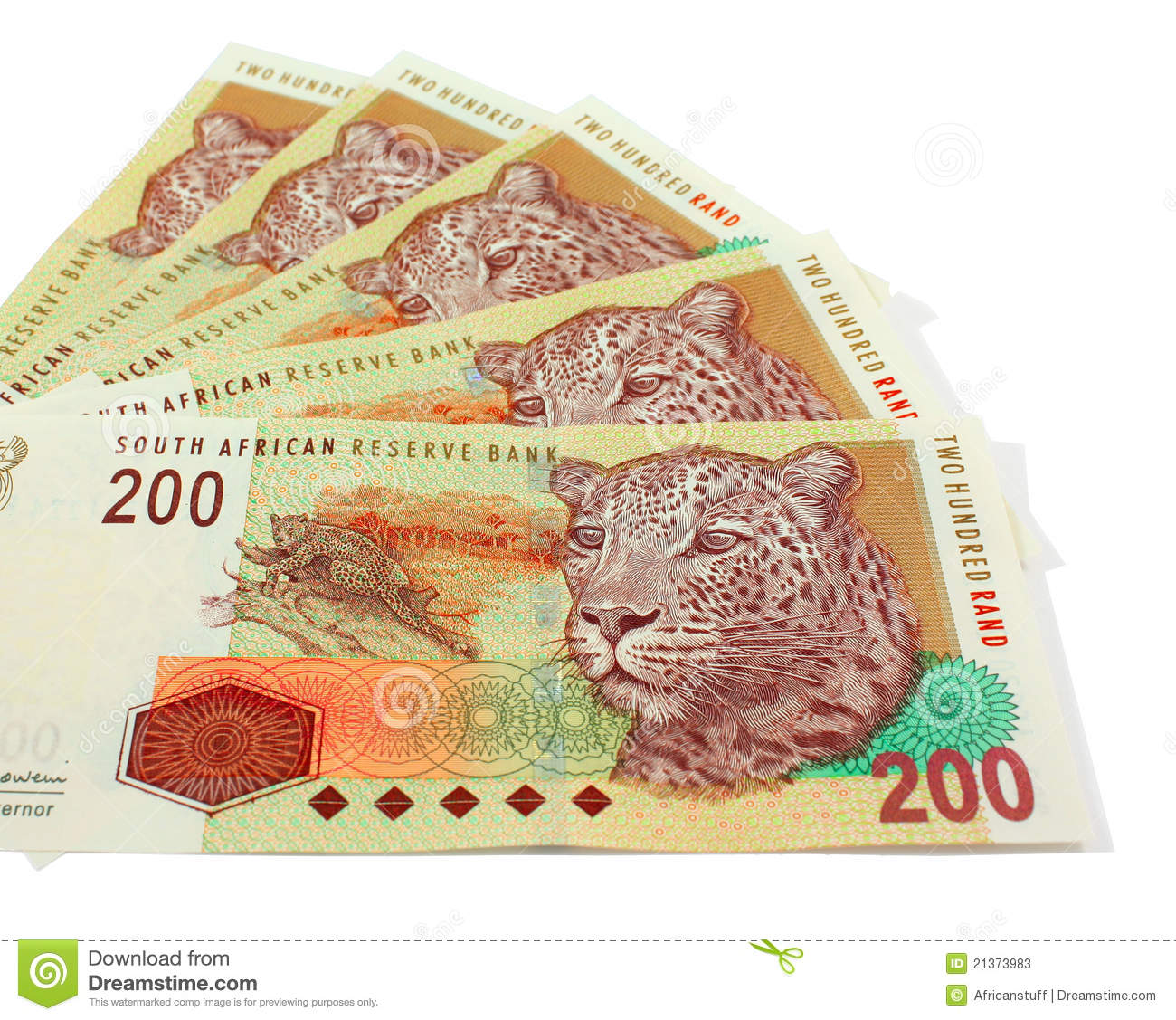 South African Currency Stock Image Image Of Rand African