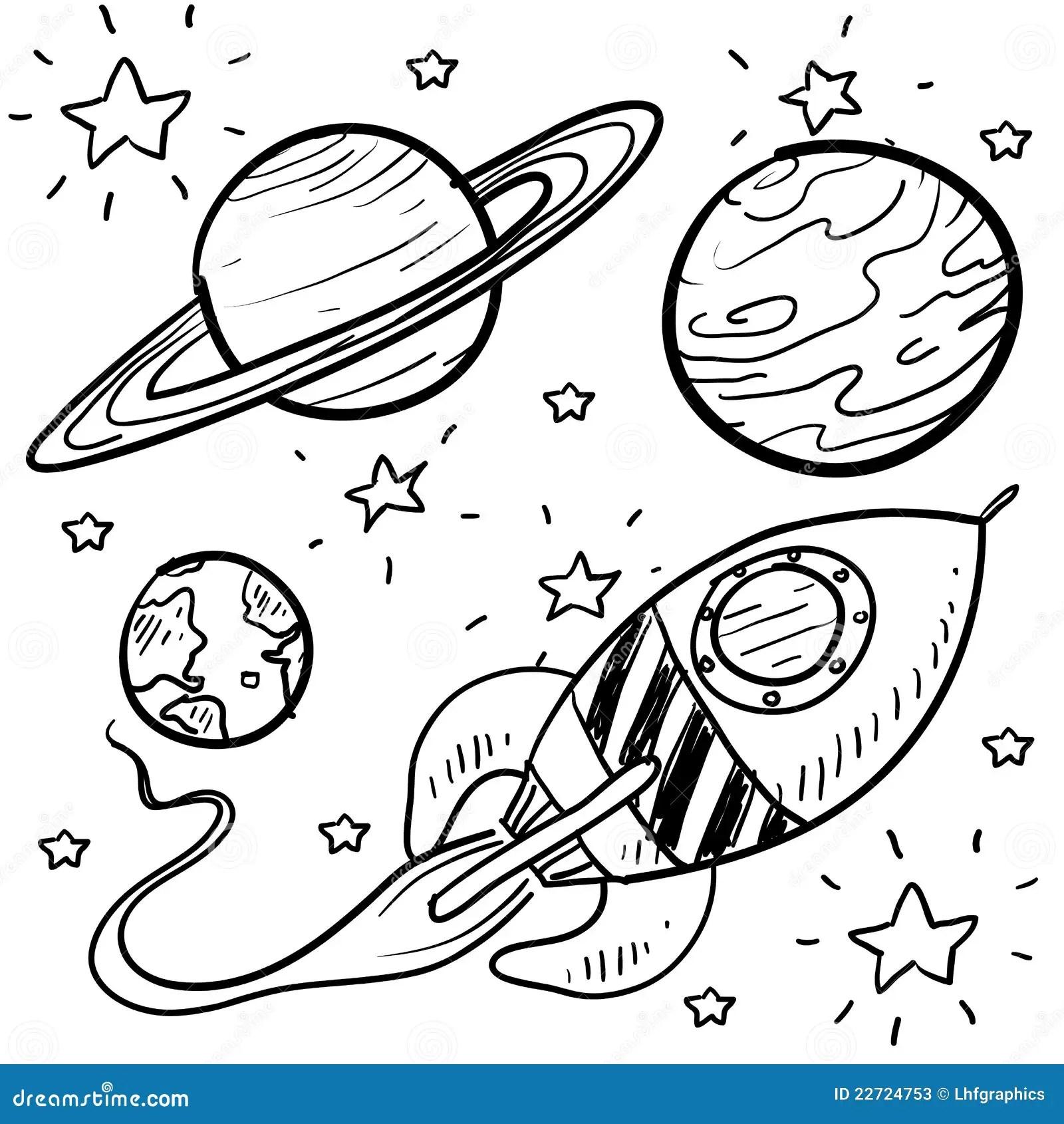 Preschool Worksheet Astronomy