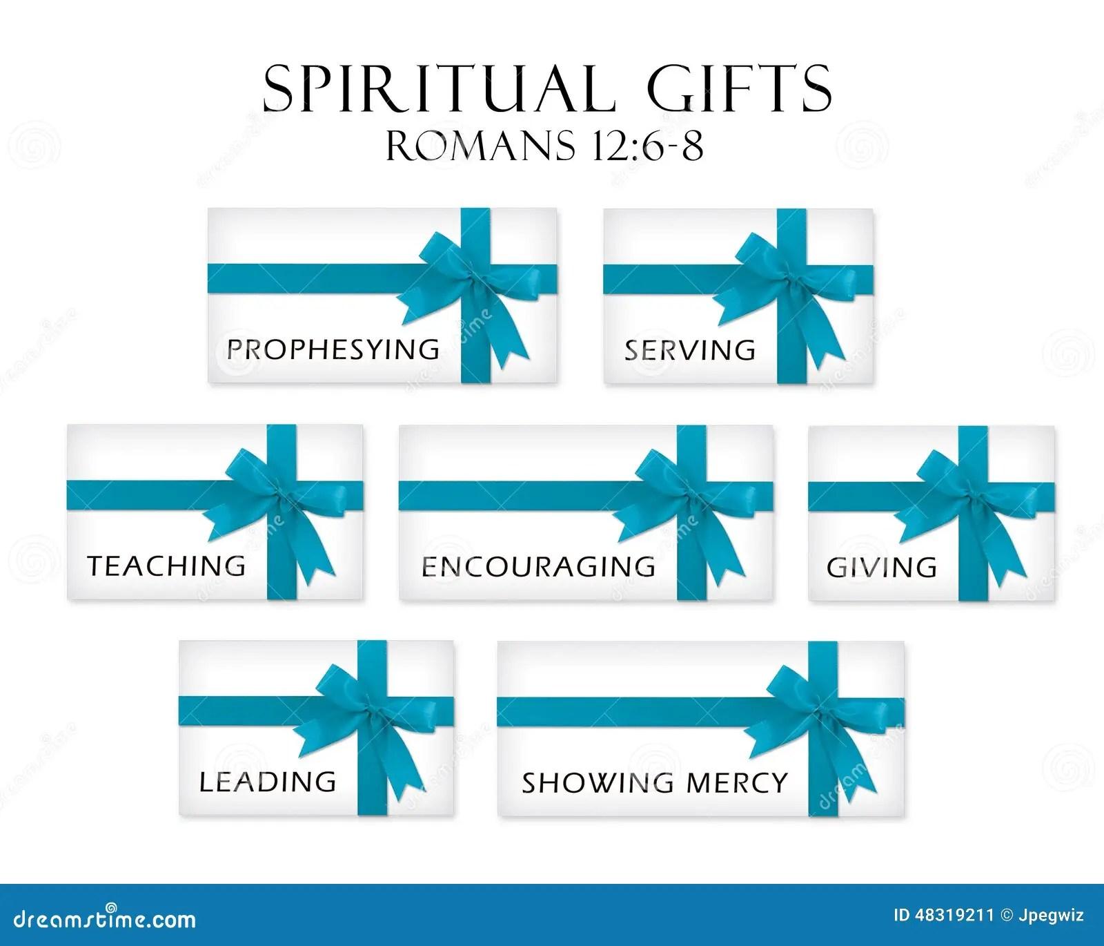 Spiritual Ts Stock Illustration