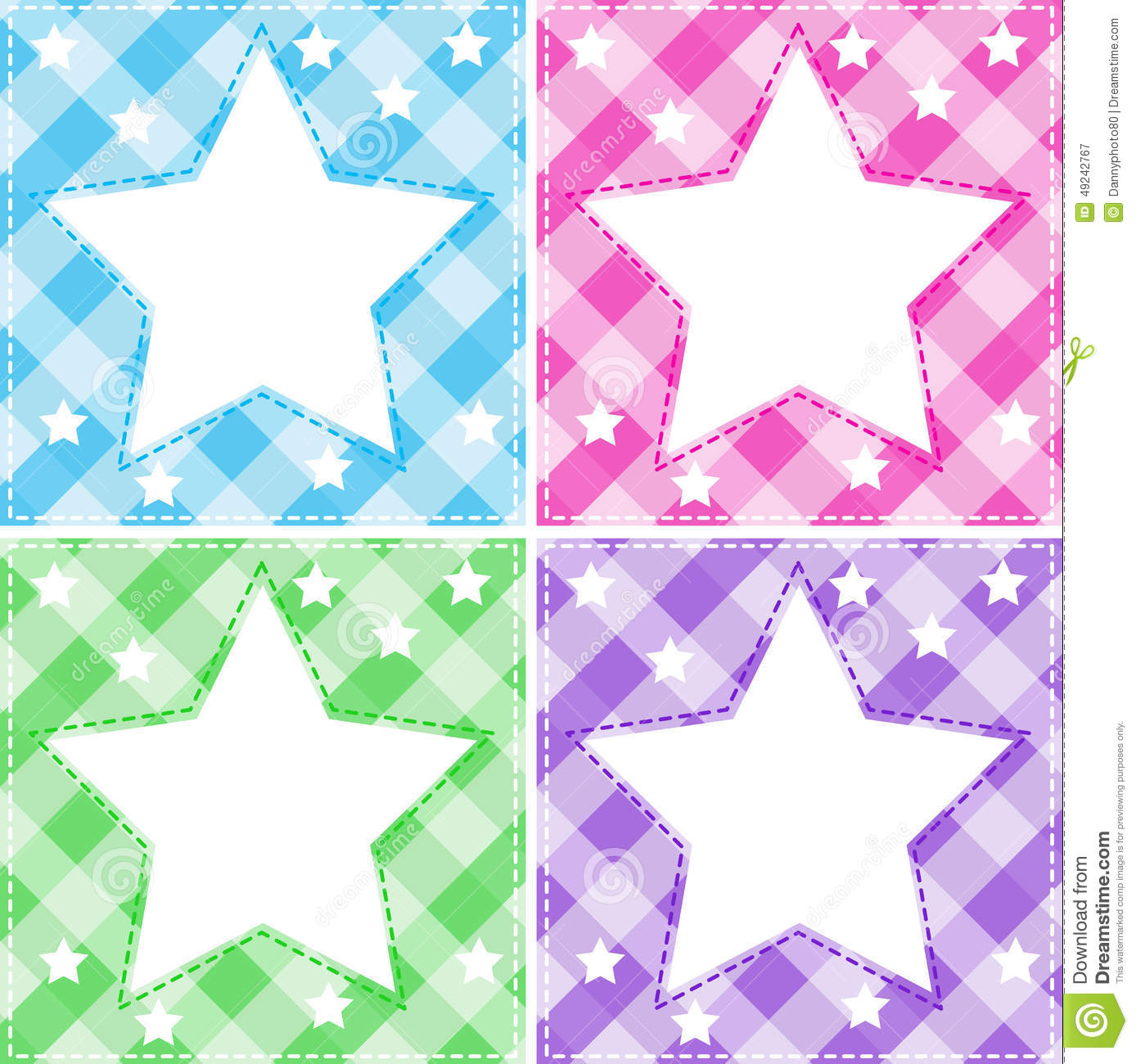 Template Of Star  best photos of template of stars large