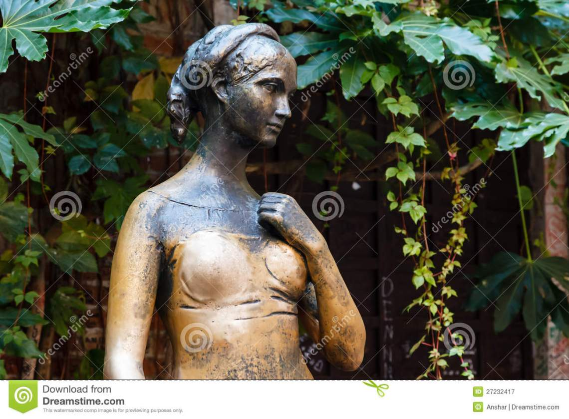 Image Result For Statue Of Romeo And Juliet In Verona Italy