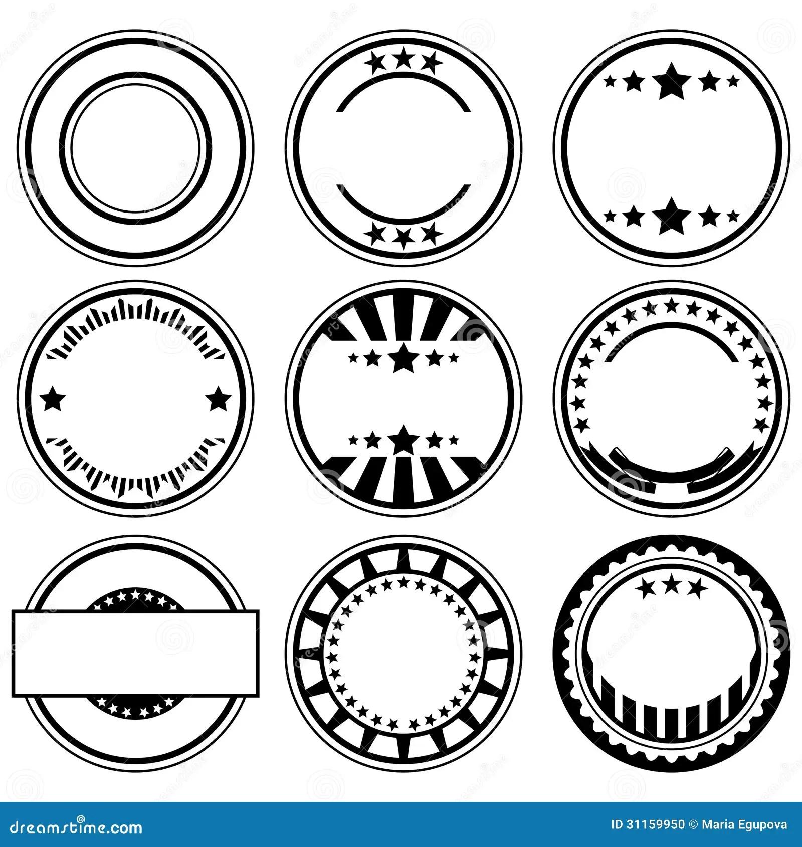 Stempel Vektor Abbildung Illustration Von Abbildung