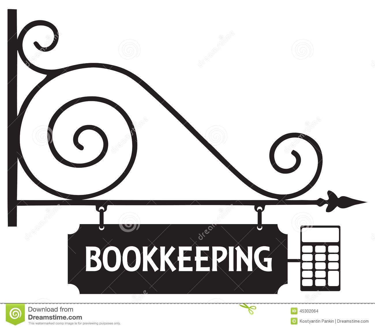Accounting Clipart