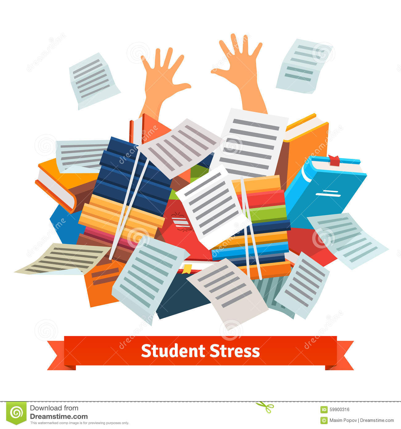 Homework Overload And Students Stress Levels