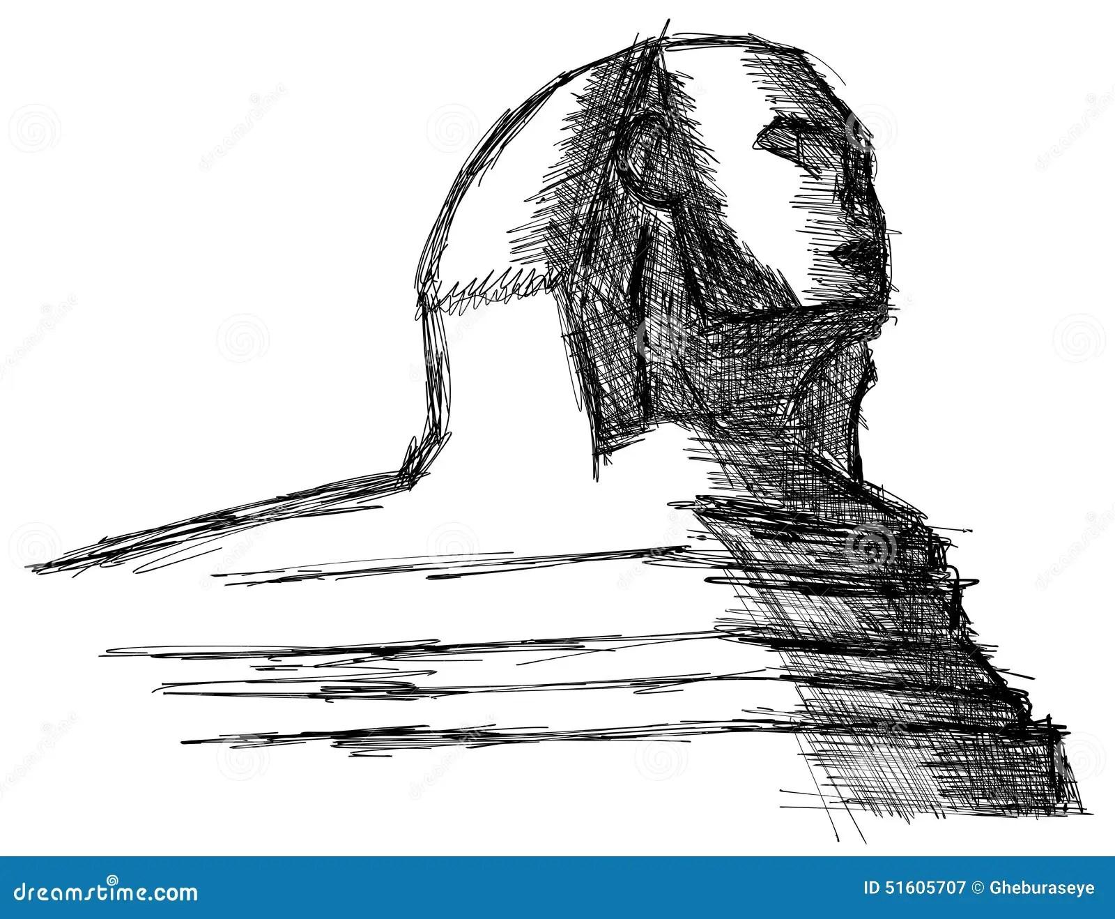Sphinx Clipart