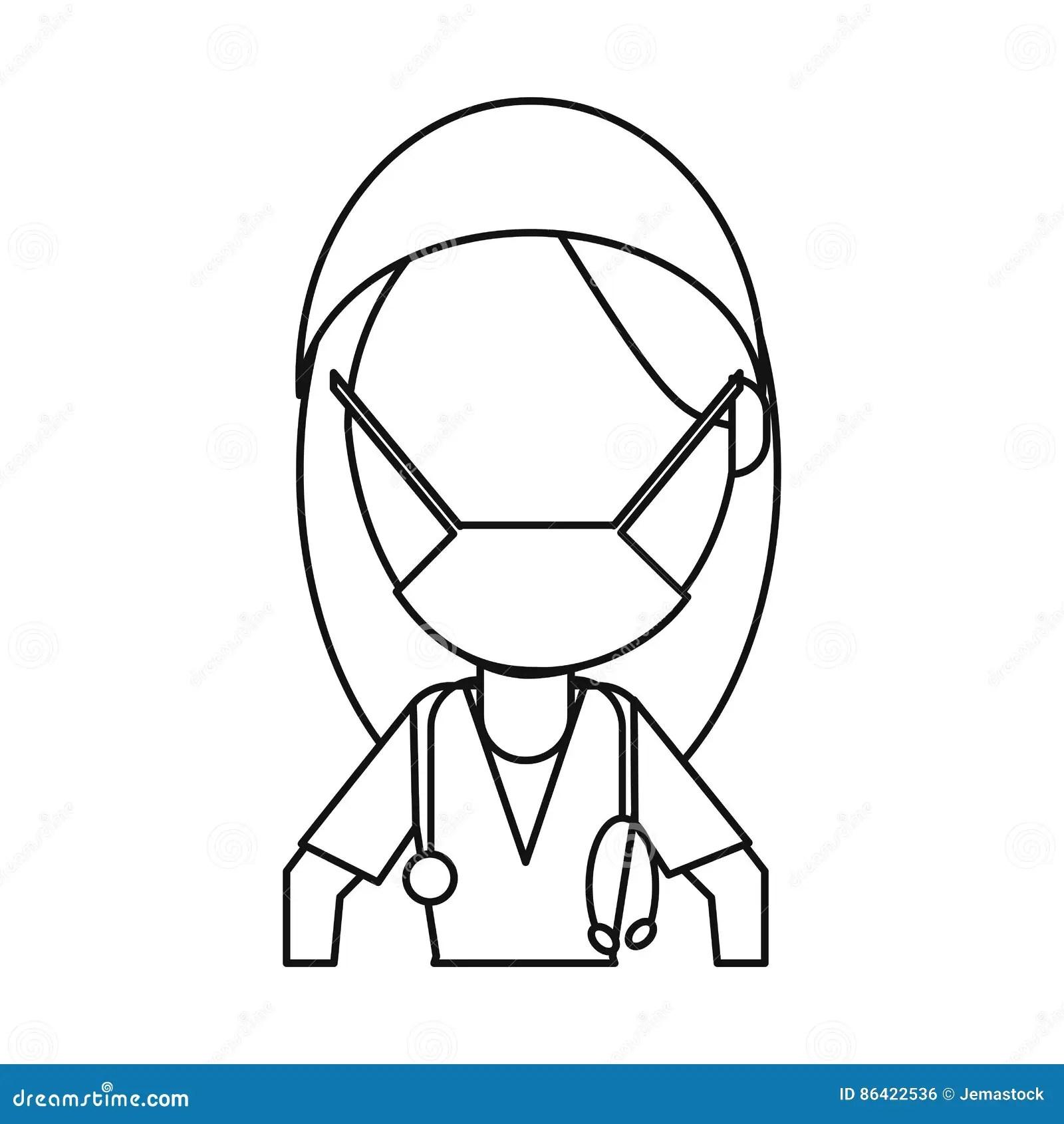 Mask Medical Stock Illustrations 7 818 Mask Medical