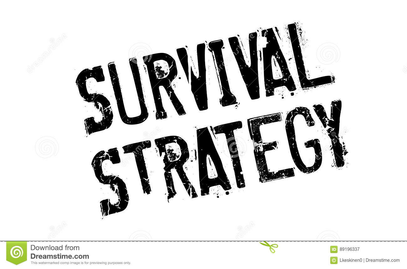 Surviving Cartoons Illustrations Amp Vector Stock Images