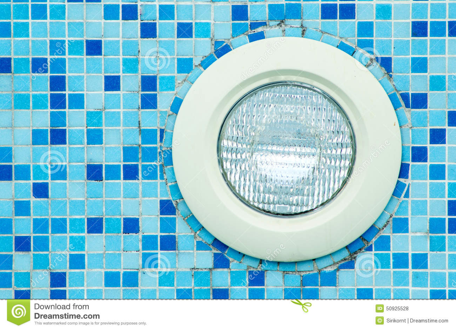 Swimming Pool Light Stock Photo Image Of Background