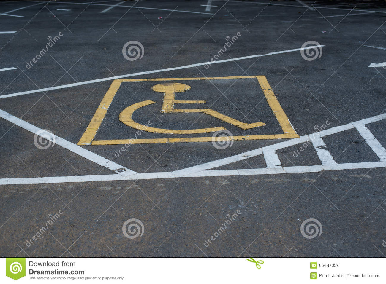 Handicap Parking Permit Rules
