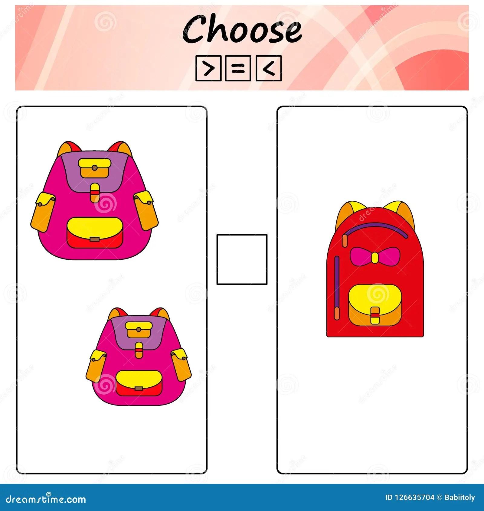Worksheet Game For Kids