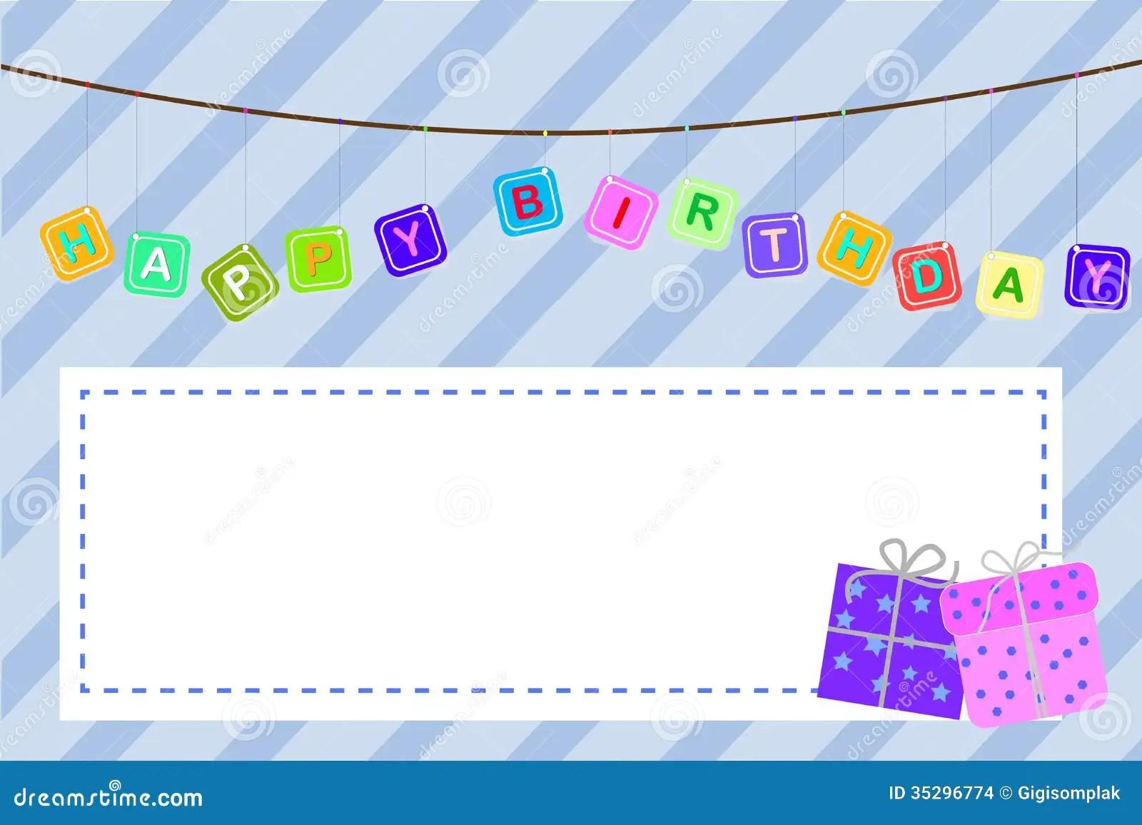 Template Birthday Card birthday templates baby birthday card – Microsoft Birthday Card Templates