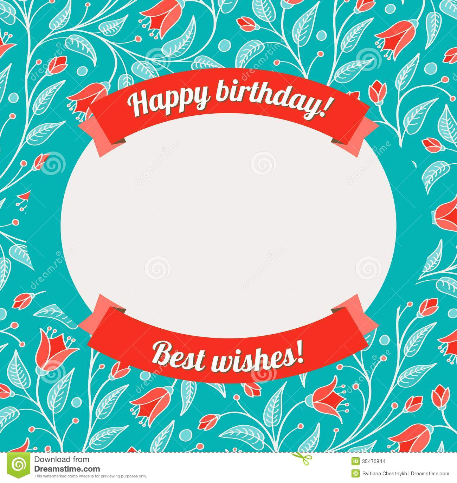 Birthday Card Invitation Template – gangcraft.net
