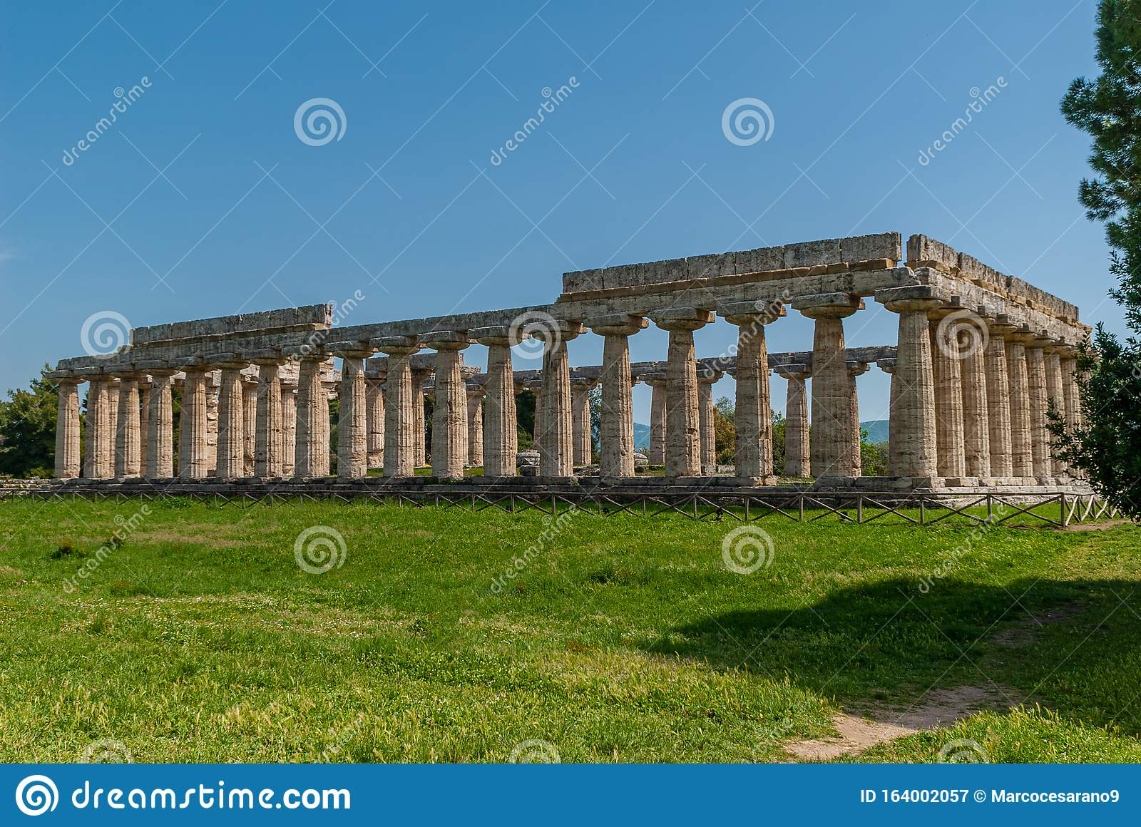 Temple Of Hera Greek Goddess Of Marriage And Childbirth