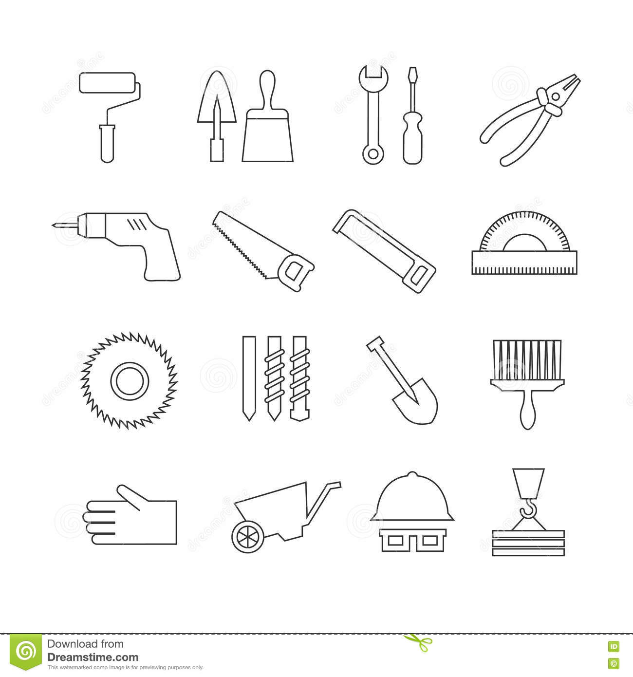 Cartoon Tool Kit