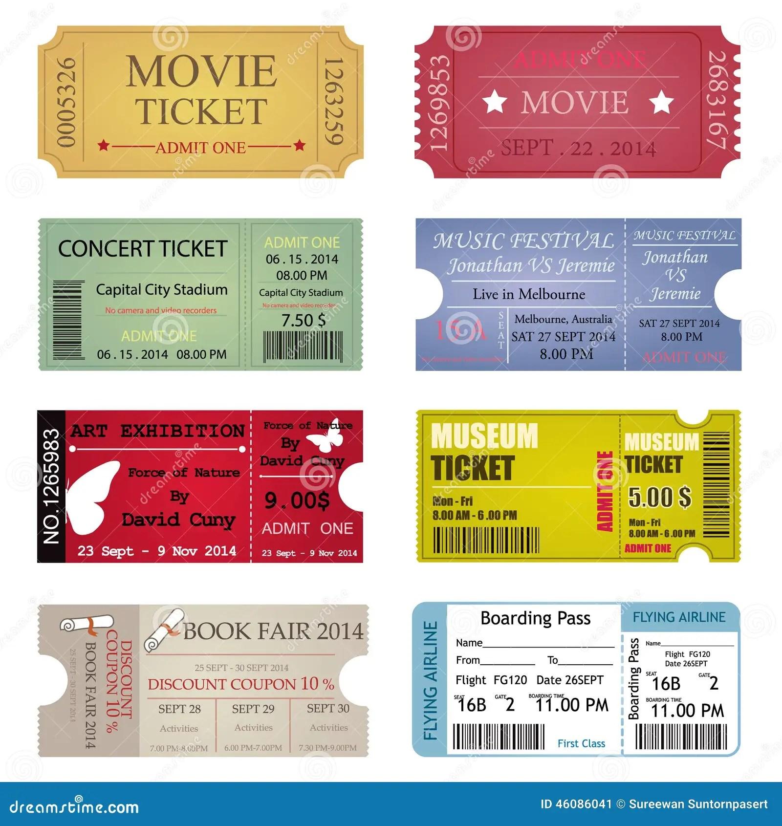 concert ticket clipart kid clip art repetfil concert ticket – Concert Ticket Layout