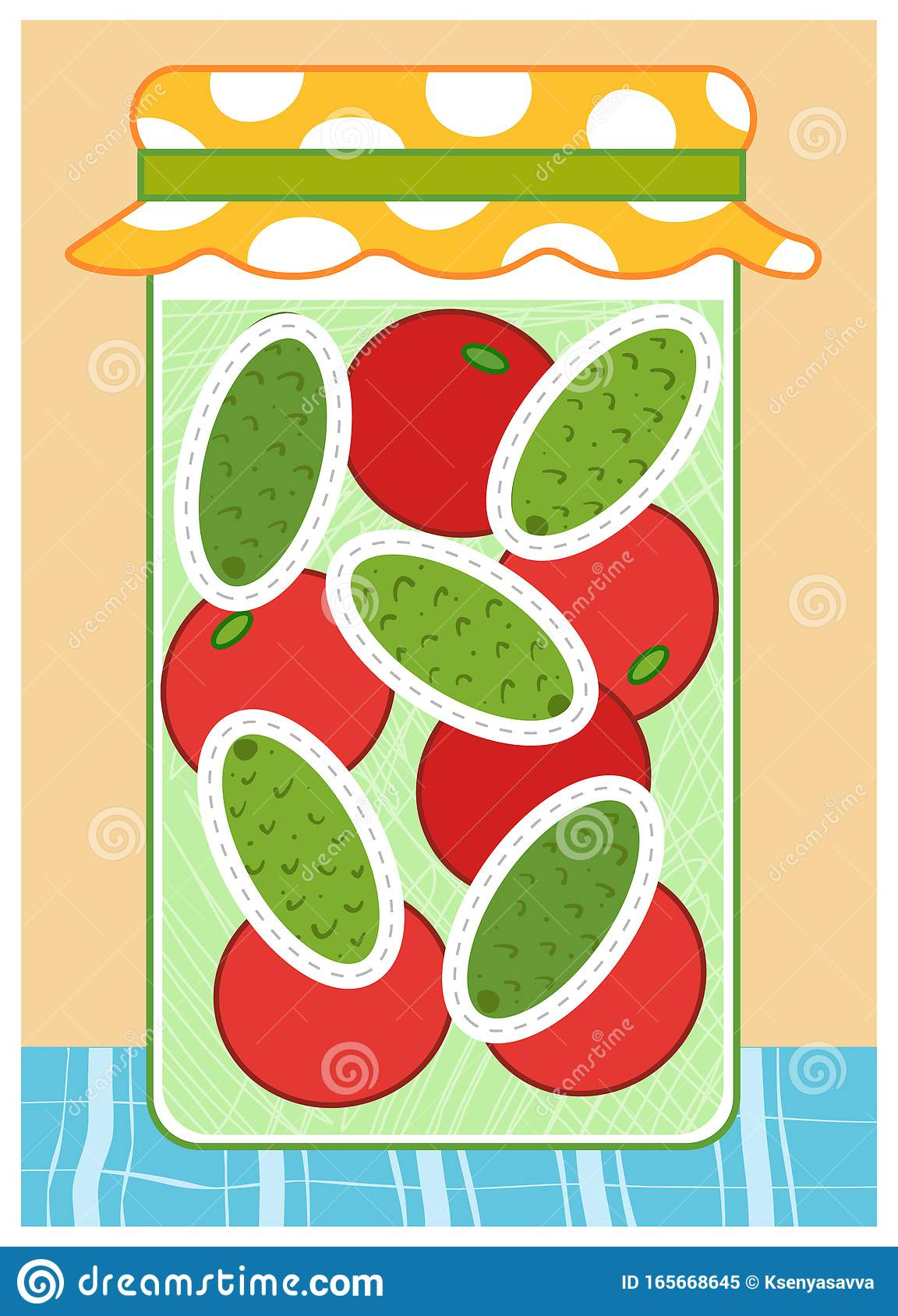 Trace The Dotted Lines In The Shape Of Ovals Cucumbers