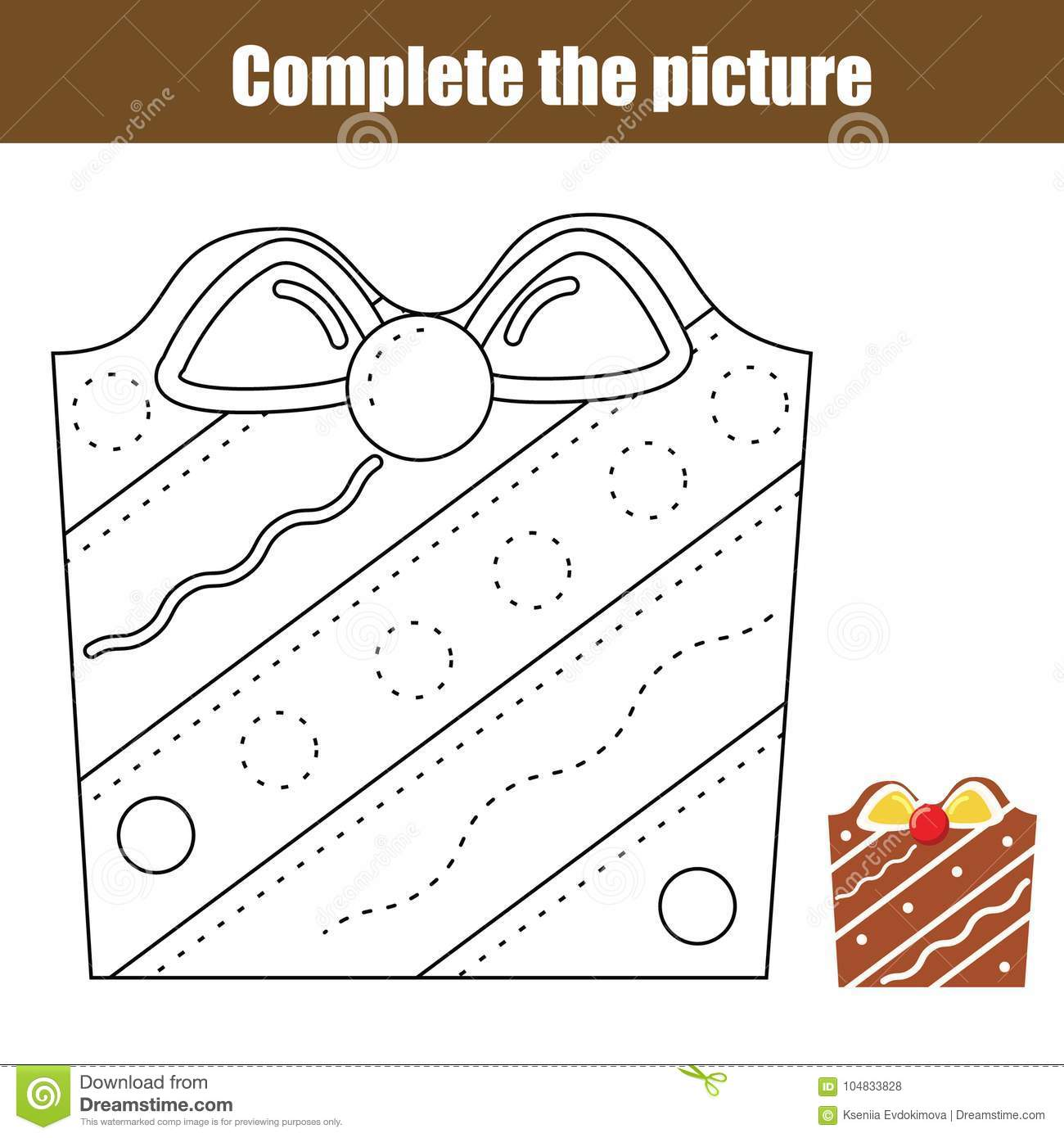 Paper With Lines For Kids