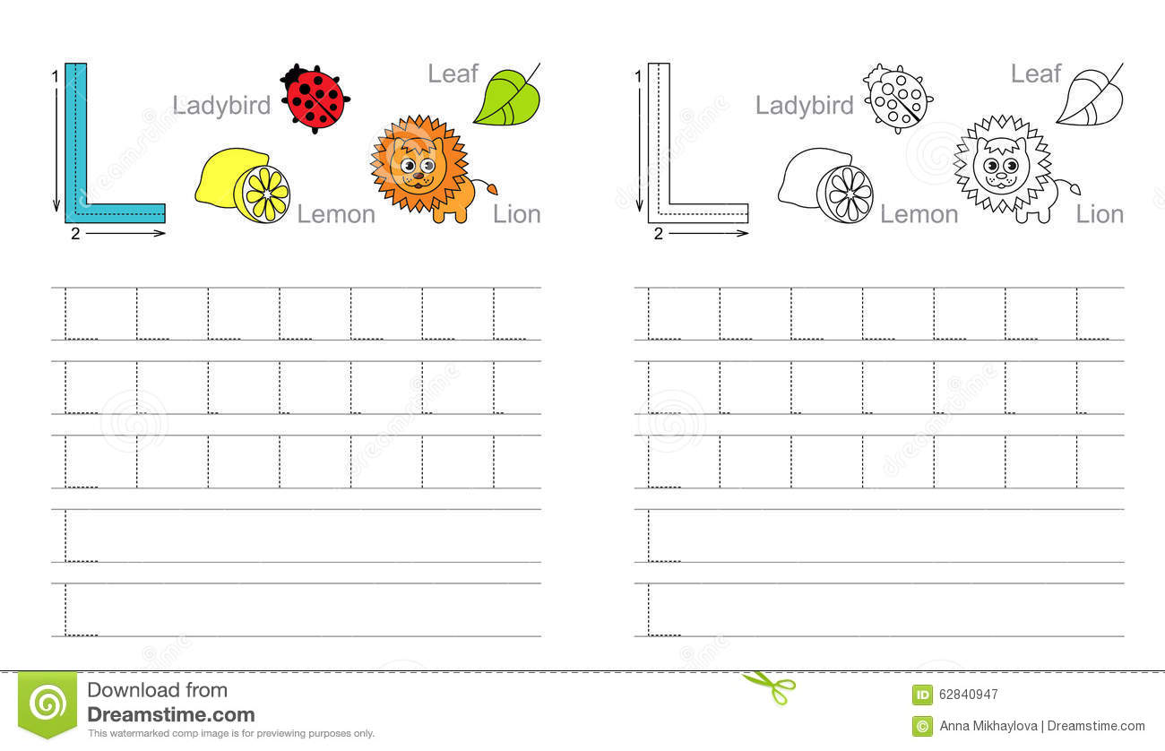 Worksheet Letter L Worksheet Grass Fedjp Worksheet Study Site